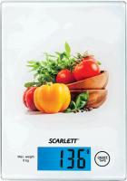 Кухонные весы Scarlett SC-1217 (Vegetable mix) -