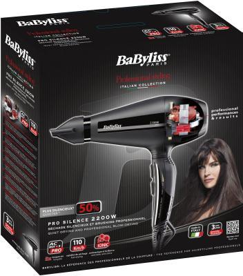 Профессиональный фен BaByliss 6611E - упаковка