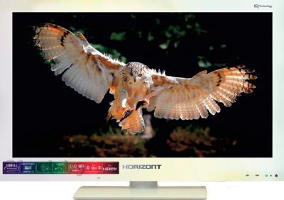Телевизор Horizont 24LE4311D (White) - общий вид