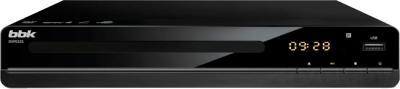 DVD-плеер BBK DVP032S (Black) - общий вид