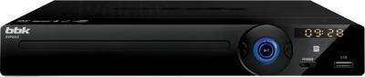 DVD-плеер BBK DVP034S (черный) - общий вид