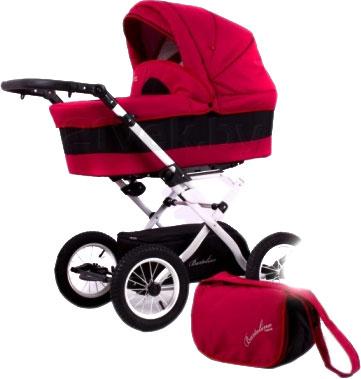 Детская универсальная коляска Adbor Bartolino (110А) - общий вид