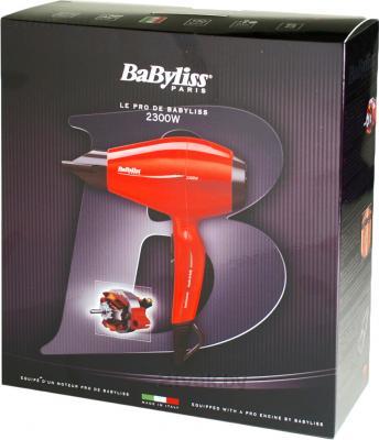 Фен BaByliss 6615E - упаковка