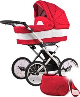 Детская универсальная коляска Adbor Bartolino Classic (84) - общий вид