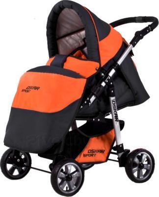 Детская прогулочная коляска Adbor Oskar Sport (2) - общий вид