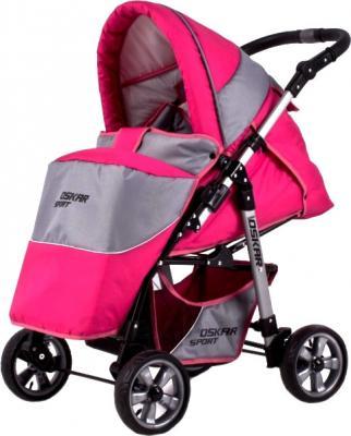 Детская прогулочная коляска Adbor Oskar Sport (53) - общий вид