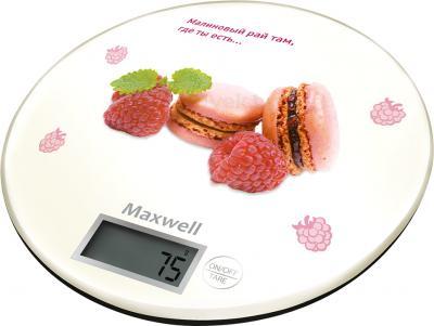 Кухонные весы Maxwell MW-1460 - общий вид