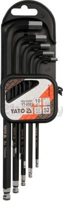 Набор однотипного инструмента Yato YT-0561 (10 предметов) - общий вид