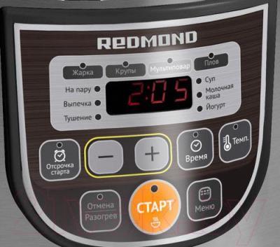 Мультиварка Redmond RMC-M22 (черный)