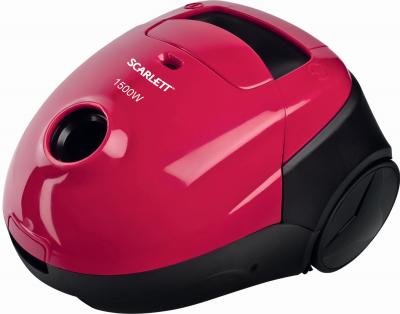Пылесос Scarlett SC-084 (красный) - общий вид