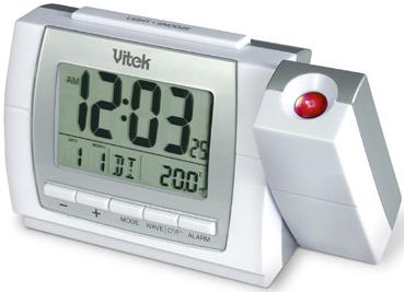Радиочасы Vitek VT-3545 - общий вид