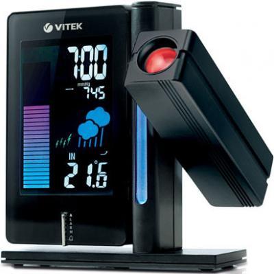 Метеостанция цифровая Vitek VT-6402 - общий вид