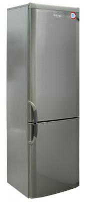 Холодильник с морозильником Beko CSK38000X - вид спереди
