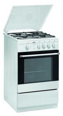 Кухонная плита Mora MGN52160FW - вид спереди