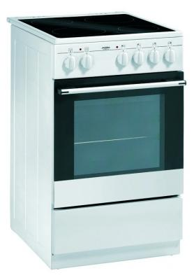 Кухонная плита Mora MEC 52102 FW - общий вид