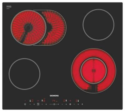 Электрическая варочная панель Siemens ET601TN11D - общий вид