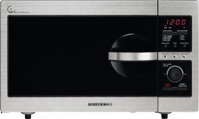 Микроволновая печь Daewoo KOR-8A4R - вид спереди