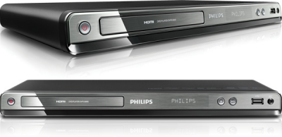 DVD-плеер Philips DVP3586K - общий вид