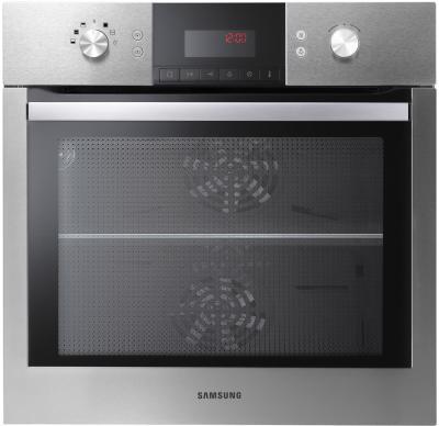 Электрический духовой шкаф Samsung BTS14D4T - вид спереди