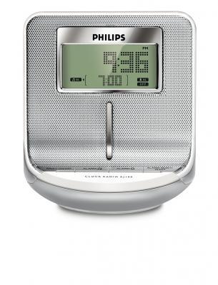 Радиочасы Philips AJ 100/12 - вид спереди