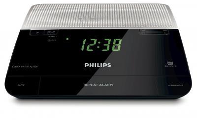 Радиочасы Philips AJ 3226 - вид спереди
