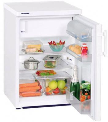 Холодильник с морозильником Liebherr KT 1534 - общий вид