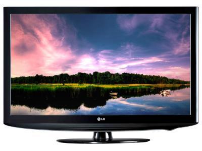 Телевизор LG 26LD320 - общий вид