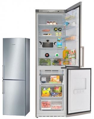 Холодильник с морозильником Bosch KGN39Y40 - общий вид