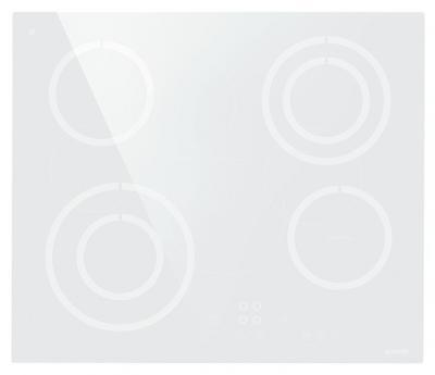 Электрическая варочная панель Gorenje ECT6 SYW - вид сверху