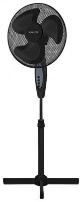 Вентилятор Scarlett SC-377 Black - общий вид