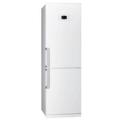 Холодильник с морозильником LG GA-B379BQA - общий вид