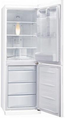 Холодильник с морозильником LG GA-B379PLQA - Общий вид