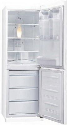 Холодильник с морозильником LG GA-B379PQA - Общий вид