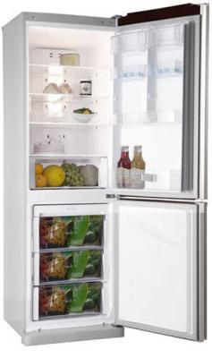 Холодильник с морозильником LG GA-B409TGAW - Общий вид