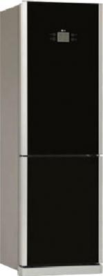 Холодильник с морозильником LG GA-B409TGMR - общий вид