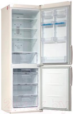 Холодильник с морозильником LG GA-B409UEQA
