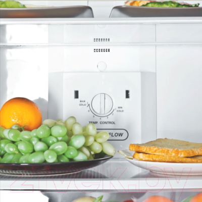 Холодильник с морозильником LG GA-B409ULQA