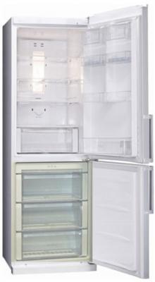 Холодильник с морозильником LG GA-B409 UQA - Общий вид