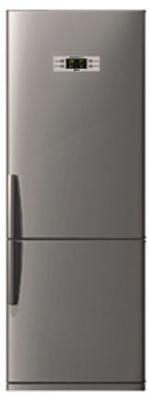 Холодильник с морозильником LG GAB409UTQA - Вид спереди