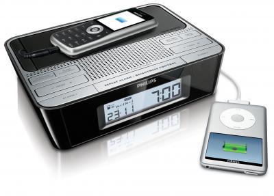 Радиочасы Philips AJ4200 - общий вид