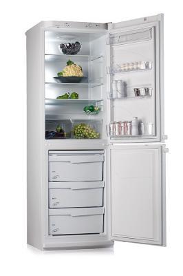 Холодильник с морозильником Pozis Мир 139-3 (White) - общий вид