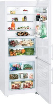 Холодильник с морозильником Liebherr CBN 5156 - общий вид