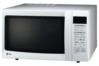 Микроволновая печь LG MC7849H - вид спереди