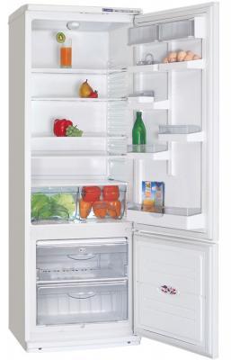 Холодильник с морозильником ATLANT ХМ 6022-031 - общий вид