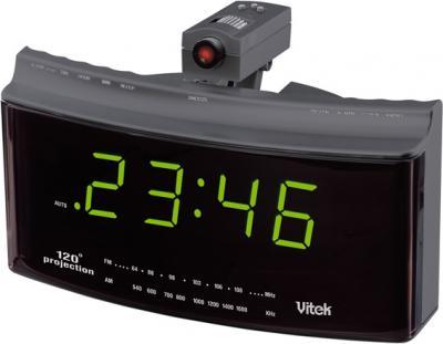 Радиочасы Vitek VT-3508 - общий вид