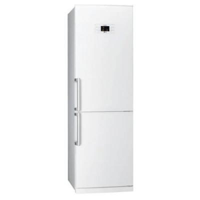 Холодильник с морозильником LG GA-B409BQA - общий вид
