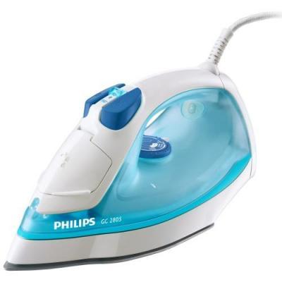 Утюг Philips GC2805 (GC2805/02) - вид сбоку