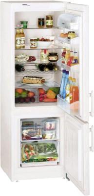 Холодильник с морозильником Liebherr CUP 2721 - общий вид