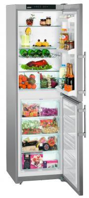 Холодильник с морозильником Liebherr CUNesf 3903 - общий вид