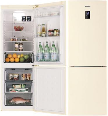 Холодильник с морозильником Samsung RL-34 ECVB - общий вид